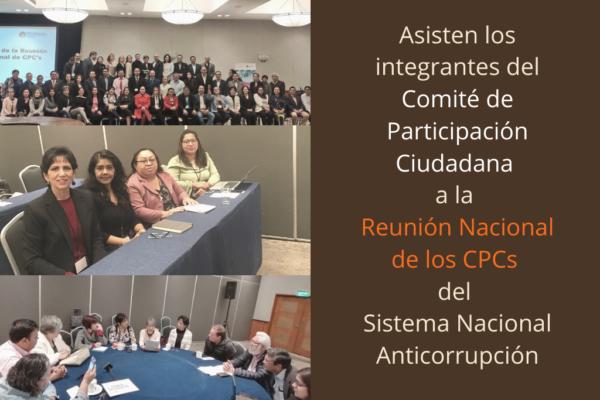 Reunión Nacional de los CPCs